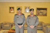 مدير شرطة جدة يقلِّد العميد سليمان الغرير رتبته الجديدة