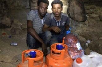 ضبط اثنين من الأفارقة ومصادرة كميات من العرق المسكر ببلجرشي - المواطن