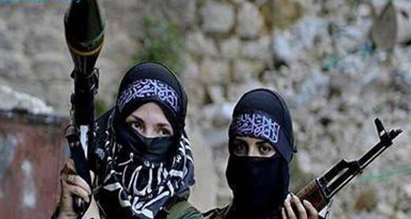 """""""داعش"""" يجند """"جيشاً من النساء"""
