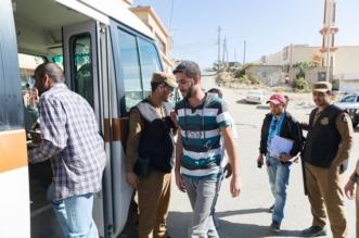 بالصور.. ضبط 334 وافدًا مخالفًا في حملات أمنية بالباحة - المواطن