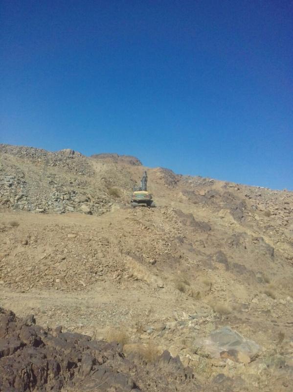 بالصور.. استعادة أكثر من 180 ألف م2 من أراضي الدولة في أبها - المواطن