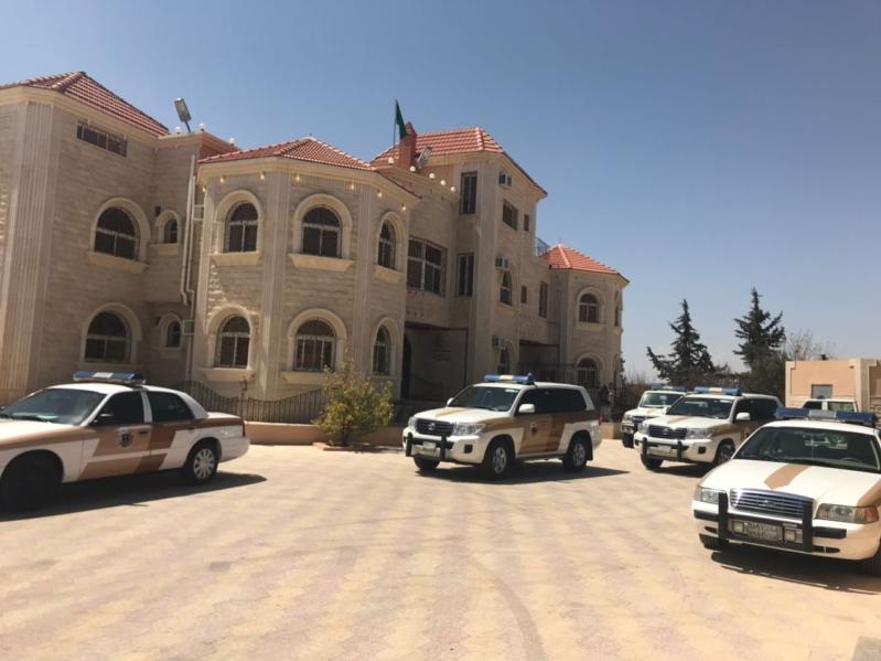 بالصور.. مدير شرطة عسير يفتتح مخفر سبت بني بشر