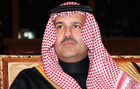 الأمير فيصل بن سلمان بن عبدالعزيز أمير منطقة المدينة المنورة