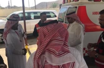 مدير هلال عسير يتفقد 5 مراكز إسعافية في قطاع تهامة - المواطن