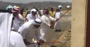 بلدي بحر أبو سكينة والبلدية يعالجان التشوه البصري