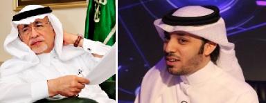 مذيع القناة الرياضية عادل الزهراني و خوجة