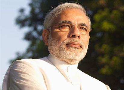 رئيس الوزراء الهندي ناريندرا مودي