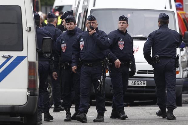 France Toulouse Shooter Raid620