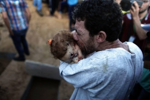 Gaza Baby killed_0