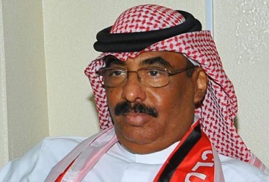 رئيس نادي الرائد عبدالعزيز المسلم