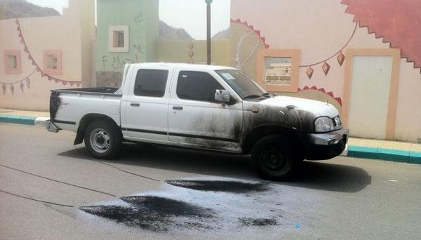 العناية الإلهية تمنع كارثة بسقوط 3 أسلاك ضغط عالٍ في شارع ببارق - المواطن