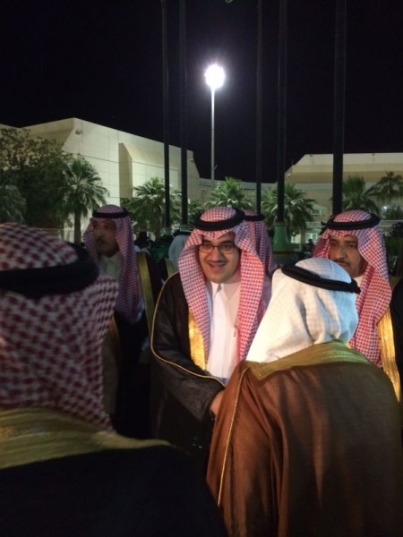 بالصور.. نواف بن فيصل بجازان لتدشين مباني 5 أندية - المواطن