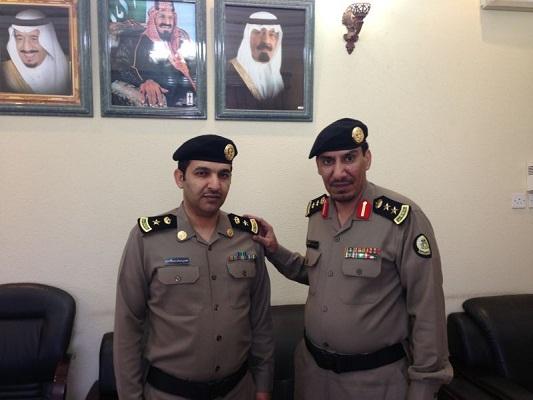 محمد عبدالرحمن الاحمري مدير سجن النماص