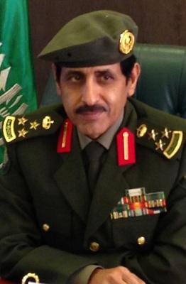 مدير جوازات منطقة عسير العميد سعد بن رحيل السويدي