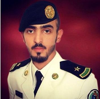 """""""آل نصار"""" ملازماً في كلية الملك عبدالعزيز الحربية"""