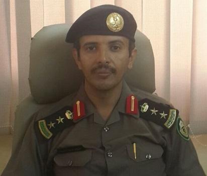 مدير ادارة المرور بمحايل عسير  عبدالله محمد الثبيت