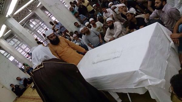 داعية سعودي يلقي محاضرة في هونج كونج عن تجهيز الجنازة - المواطن