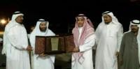 """بالصور.. أسرة """"آل عكشان بللسمر"""" تحتفل بالزميل """"راشد"""""""