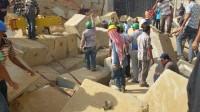 مصرع 5 أشخاص في انهيار جسر جبل الكعبة بمكة