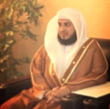 الشيخ عبدالله بن عوضه مديس