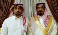 """الشيخ """"العجمي"""" يحتفل بزواجه"""