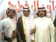 عبدالله مانع هادي آل فطيح اليامي يحتفل بزواجه