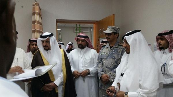 افتتاح وحدة غسيل الكلى بمستشفى القحمة بسعة 5 أسرة - المواطن