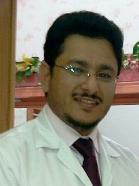 الدكتور محمد إبراهيم قصادي