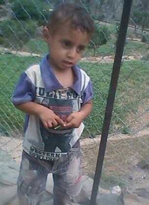 الطفل اليمني نجم الدين أيوب