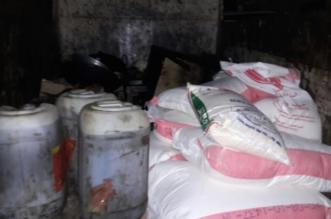 إحباط توزيع حلويات غير صالحة للاستهلاك على محلات جدة - المواطن
