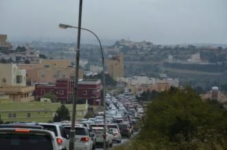 المرور: كتف الطريق معد للتوقف الاضطراري وليس مسارًا للتجاوز - المواطن