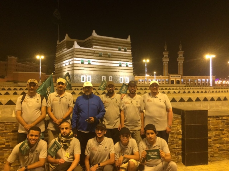 """شعارات هامة رفعها الرحالة السعودي القحطاني في حواره مع """"المواطن"""""""