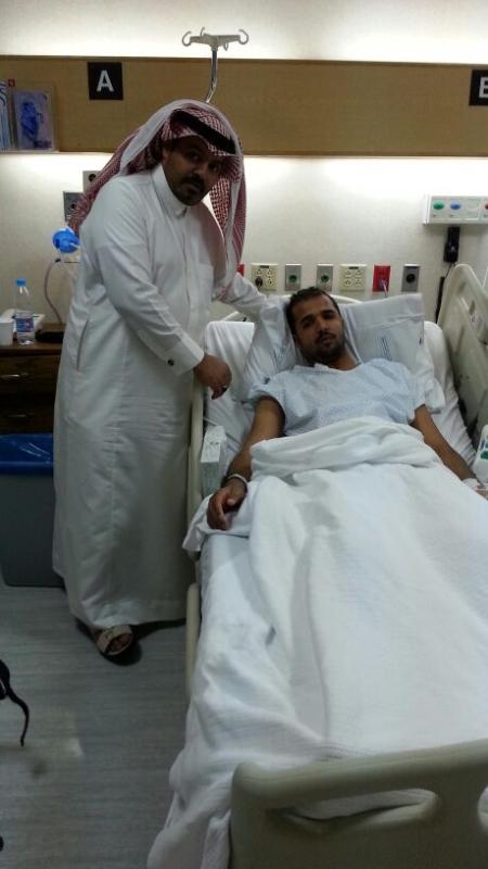 الترابط السعودي في أبهى درجاته.. شاب يتبرع بـ 70 % من كبده لخاله