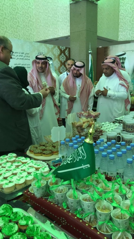 ال عويدان يُبهر الجمهور بحفل مستشفى قوى الآمن لليوم الوطني