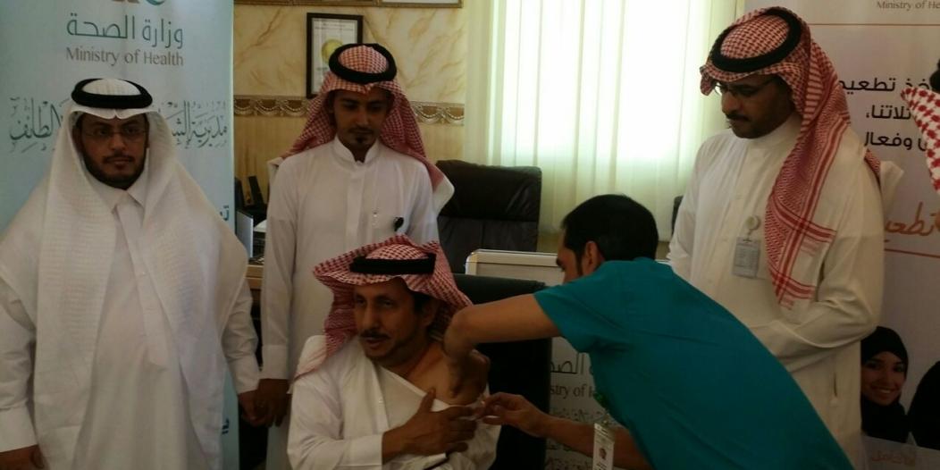 تستهدف فئات عمرية محددة.. تدشين حملة تطعيمات #الانفلونزا