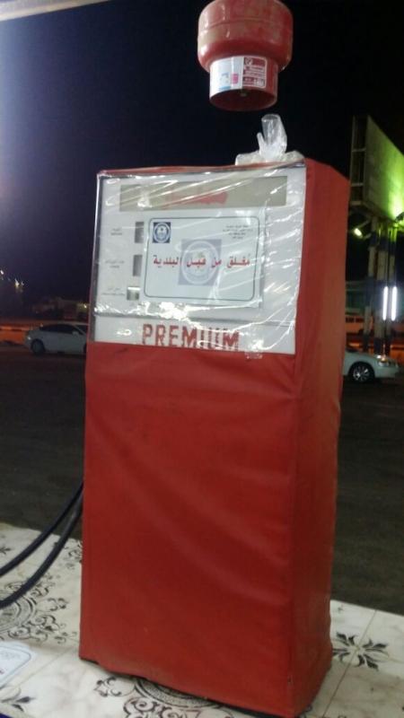 إغلاق محطة وقود شهيرة بالقوز تلاعبت بعداد مضخات البنزين