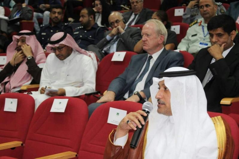 افتتاح منتدى عمّان الأمني بمشاركة السفير السعودي