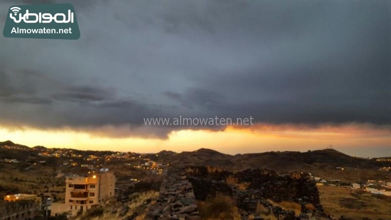 صور لم تشاهدها من قبل لعاصمة السياحة العربية 2017 بعد الامطار الغزيرة