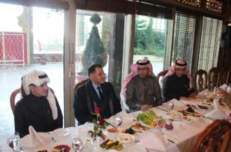 بالصور.. الملحق الثقافي بالأردن يولم احتفاءً بوفد المملكة المشارك بمؤتمر وزراء التعليم العرب - المواطن
