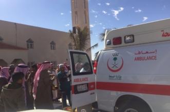 مركز صحي الأضارع ينفذ حملة تطعيم الأنفلونزا الموسمية للمصلين بعد صلاة الجمعة - المواطن