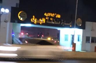 التماس كهربائي وراء حريق أحد المكاتب الإدارية بإمارة الجوف - المواطن