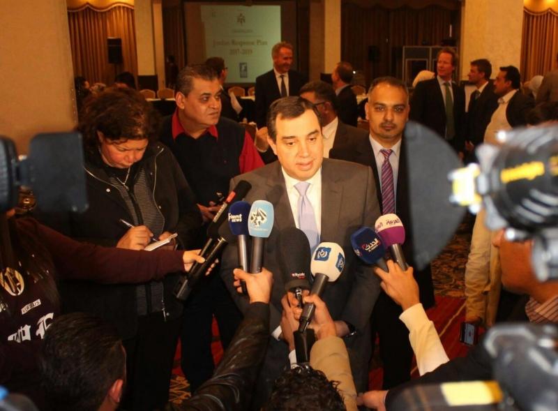 """سفارتنا بالأردن في """"خطة الأردن للإستجابة للأزمة السورية"""""""