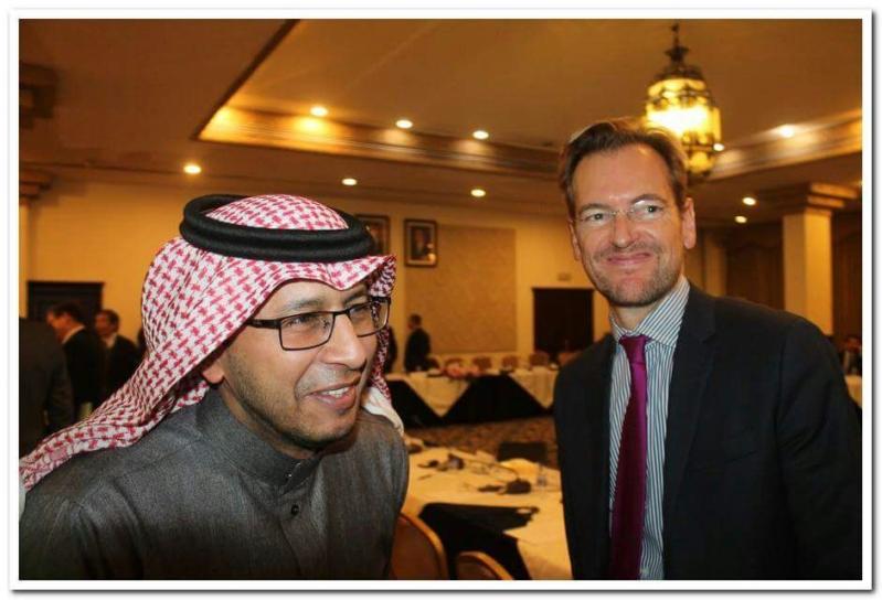 """بالصور.. سفارتنا في """"خطة الأردن للاستجابة للأزمة السورية"""""""