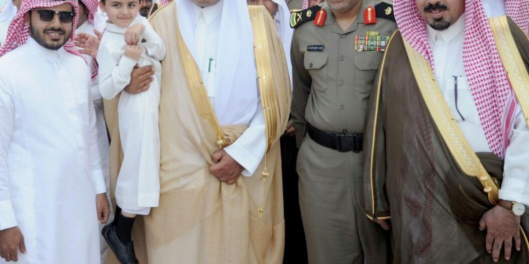 أمير الباحة يفتتح عدداً من المشاريع في غامد الزناد