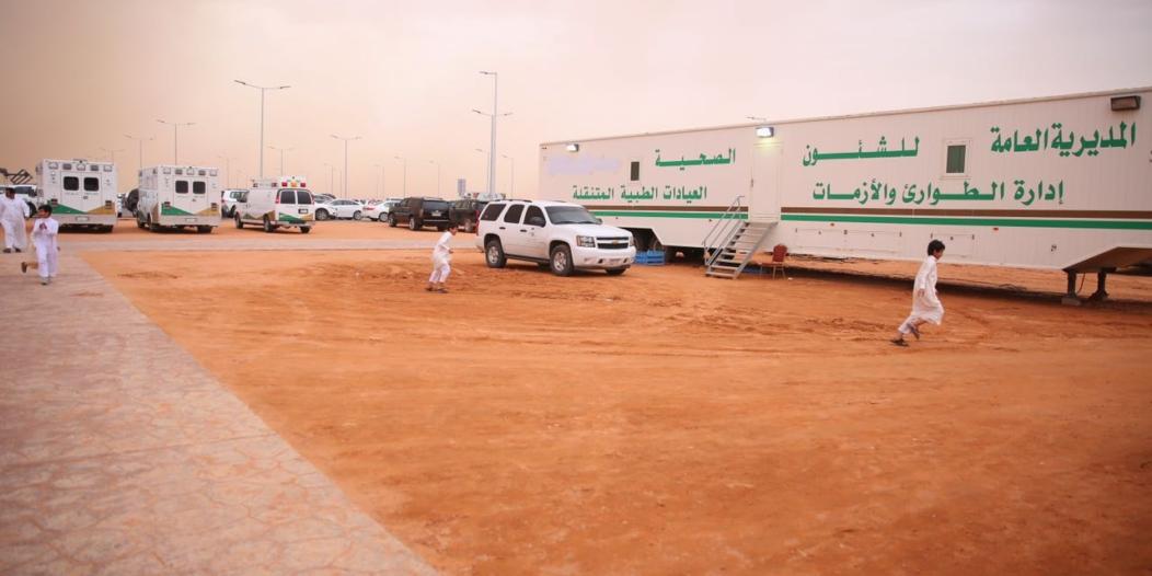 مهرجان الملك عبدالعزيز للإبل بريء من لدغات العقارب.. الإصابات خارج النطاق