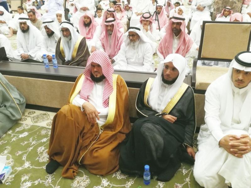 بالصور.. حضور كبير في افتتاح جامع العريني بالعرضيات ...