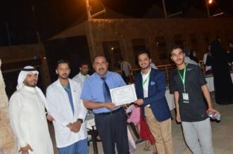 نادي الطلبةالسعوديين بالأردن ينظم حملة تفاعلية للتوعية بأمراض الكبد - المواطن