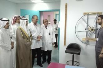 يخدم 20 ألف نسمة.. افتتاح قسم العلاج الطبيعي بمستشفى القرية العليا - المواطن