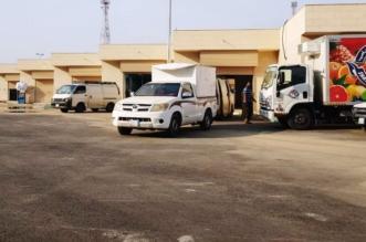 نقل سوق الخضار والفواكه في محايل إلى موقعه الجديد - المواطن