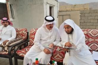 آل حموض يشكر العاملين في الجمعية الخيرية ويحثهم على بذل المزيد - المواطن